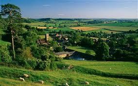 Englands green & pleasant land