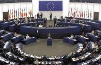 Interior EU Parliament