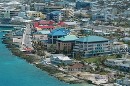 Tax havens Waterfront Grand Cayman