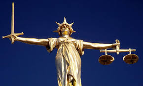 Scales of Justice English