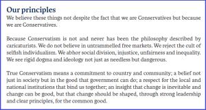 2017 Manifesto on Core Beliefs