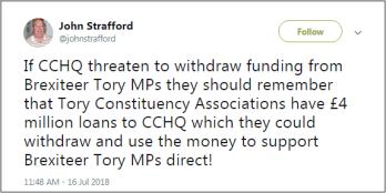 2018.07.16 Strafford Tory threats de-fund Brexiteer MPs