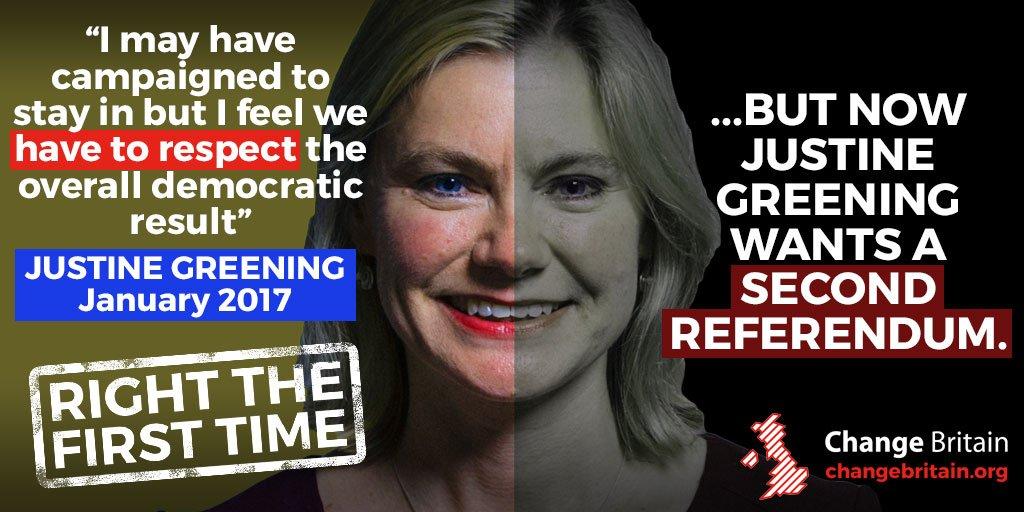 Greening re 2nd Ref via Change Britain