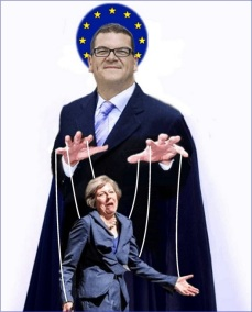 Theresa's Puppet-Master Olly Robbins