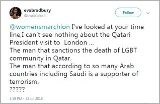 2018.07.22 Eva Bradbury WML Emir Qatar