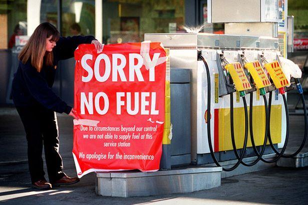 Fuel Protests 2000 v2
