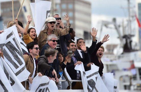 geldoff champagne socialist mocking fishermen