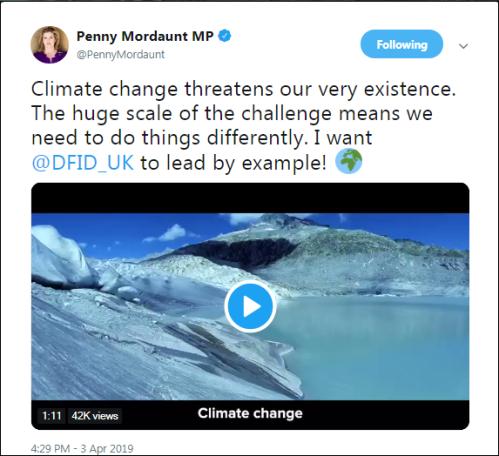 2019.04.03 Mordaunt climate change