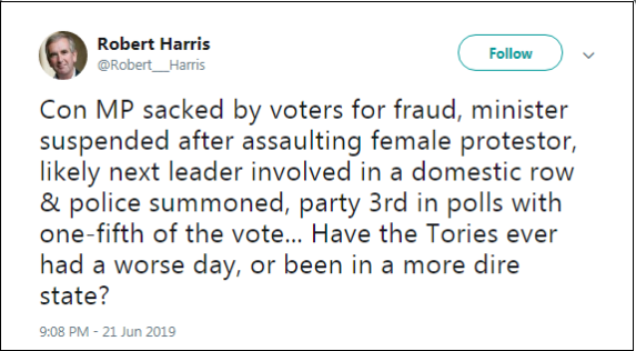 2019.06.21 Harris re Boris PM