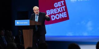 Boris Conf Speech 2019