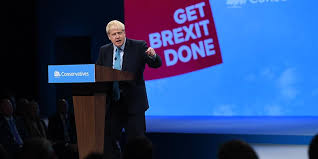Boris Conf Speech 2019